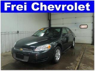2014 Chevrolet Impala Limited LS Sedan for sale in Marquette for $18,225 with 23,016 miles.