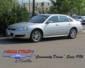 2013 Chevrolet Impala Sedan for sale in Missoula for $17,995 with 52,500 miles.