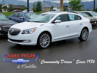 2014 Buick LaCrosse Sedan for sale in Missoula for $36,995 with 9,856 miles.