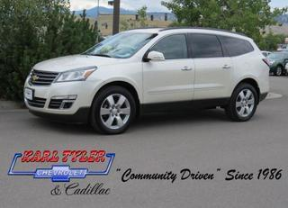 2014 Chevrolet Traverse SUV for sale in Missoula for $39,995 with 26,165 miles.