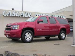 2013 Chevrolet Suburban SUV for sale in Wenatchee for $44,977 with 10,892 miles.