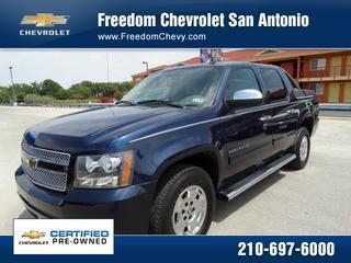 2010 Chevrolet Avalanche Crew Cab Pickup for sale in San Antonio for $21,481 with 69,650 miles.