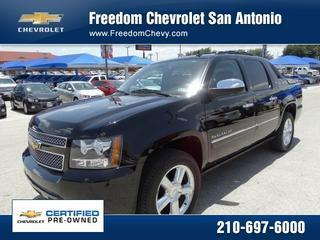 2011 Chevrolet Avalanche Crew Cab Pickup for sale in San Antonio for $36,992 with 26,171 miles.