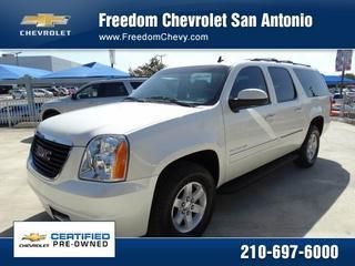 2012 GMC Yukon XL SUV for sale in San Antonio for $32,992 with 46,713 miles.