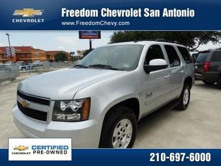 2012 Chevrolet Tahoe SUV for sale in San Antonio for $34,991 with 5,268 miles.