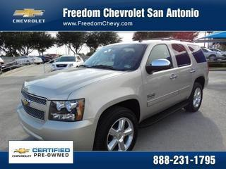 2013 Chevrolet Tahoe SUV for sale in San Antonio for $34,991 with 29,176 miles.