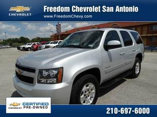 2014 Chevrolet Tahoe SUV for sale in San Antonio for $36,992 with 20,664 miles.