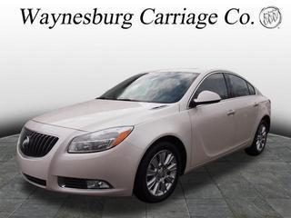 2012 Buick Regal Sedan for sale in Waynesburg for $21,500 with 18,638 miles.