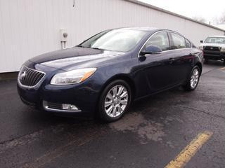 2012 Buick Regal Sedan for sale in Waynesburg for $19,400 with 27,275 miles.