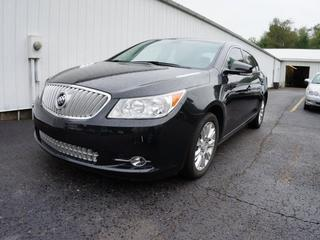 2012 Buick LaCrosse Sedan for sale in Waynesburg for $21,500 with 30,207 miles.