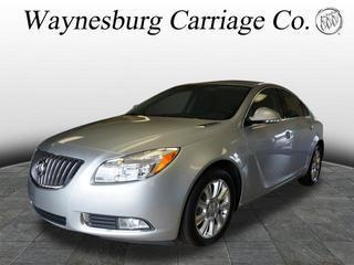 2012 Buick Regal Sedan for sale in Waynesburg for $16,900 with 28,164 miles.