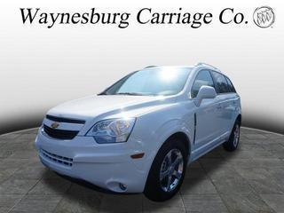 2014 Chevrolet Captiva Sport SUV for sale in Waynesburg for $19,800 with 14,403 miles.