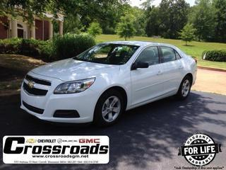 2013 Chevrolet Malibu Sedan for sale in Corinth for $18,778 with 13,746 miles.