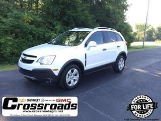 2013 Chevrolet Captiva Sport SUV for sale in Corinth for $19,990 with 30,617 miles.