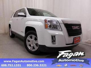 2011 GMC Terrain SUV for sale in Janesville for $25,884 with 18,710 miles.