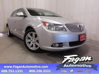 2011 Buick LaCrosse Sedan for sale in Janesville for $21,775 with 30,088 miles.