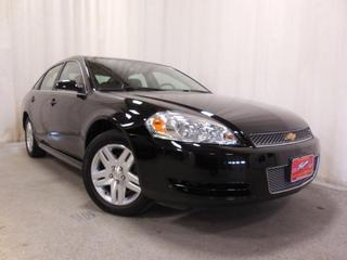2013 Chevrolet Impala Sedan for sale in Janesville for $19,350 with 19,990 miles.