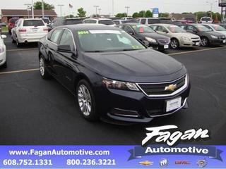 2014 Chevrolet Impala Sedan for sale in Janesville for $26,988 with 3,104 miles.