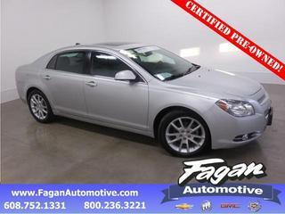 2012 Chevrolet Malibu Sedan for sale in Janesville for $19,925 with 26,481 miles.