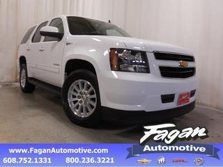 2013 Chevrolet Tahoe Hybrid Base SUV for sale in Janesville for $49,400 with 15,392 miles.