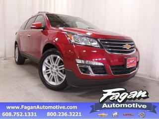 2013 Chevrolet Traverse SUV for sale in Janesville for $31,100 with 9,324 miles.