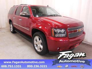 2012 Chevrolet Suburban SUV for sale in Janesville for $47,500 with 36,712 miles.