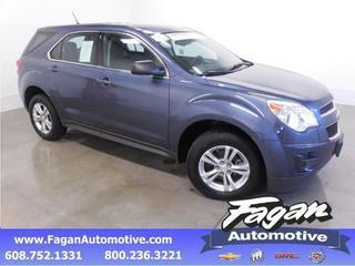 2013 Chevrolet Equinox SUV for sale in Janesville for $24,750 with 26,979 miles.