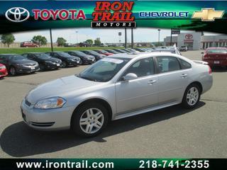 2013 Chevrolet Impala Sedan for sale in Virginia for $16,999 with 37,123 miles.