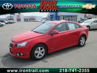2013 Chevrolet Cruze Sedan for sale in Virginia for $20,993 with 3,848 miles.