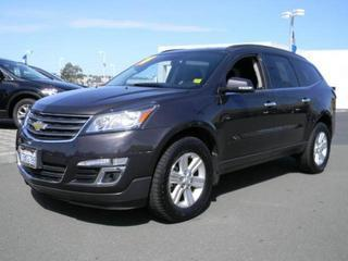 2014 Chevrolet Traverse SUV for sale in Vallejo for $32,900 with 22,564 miles.