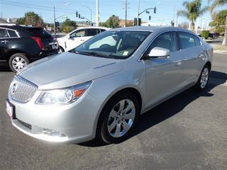 2011 Buick LaCrosse Sedan for sale in Lake Elsinore for $27,995 with 32,292 miles.