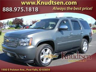 2011 Chevrolet Tahoe SUV for sale in Post Falls for $43,995 with 50,317 miles.