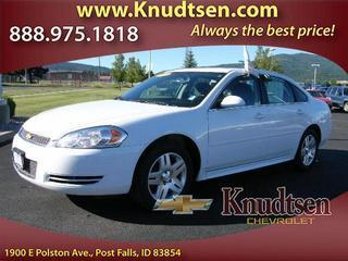 2013 Chevrolet Impala Sedan for sale in Post Falls for $17,995 with 39,317 miles.