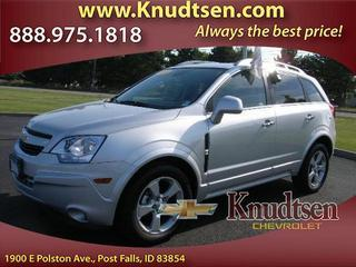 2014 Chevrolet Captiva Sport SUV for sale in Post Falls for $23,995 with 9,146 miles.
