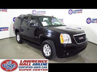 2012 GMC Yukon SUV for sale in Abilene for $31,995 with 54,147 miles.