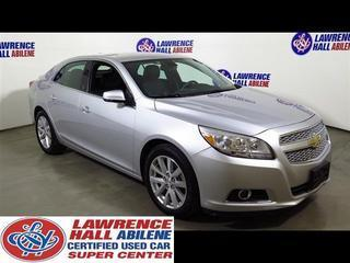 2013 Chevrolet Malibu Sedan for sale in Abilene for $21,995 with 26,857 miles.