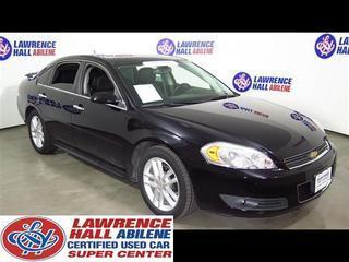 2011 Chevrolet Impala Sedan for sale in Abilene for $17,600 with 48,790 miles.