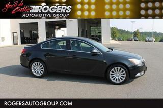 2011 Buick Regal Sedan for sale in Shelby for $21,395 with 17,333 miles.