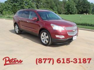2011 Chevrolet Traverse SUV for sale in Longview for $28,995 with 60,918 miles.