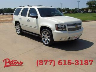 2014 Chevrolet Tahoe SUV for sale in Longview for $49,995 with 20,860 miles.