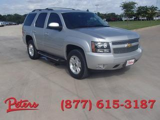 2012 Chevrolet Tahoe SUV for sale in Longview for $36,995 with 39,356 miles.