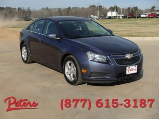 2014 Chevrolet Cruze Sedan for sale in Longview for $22,522 with 19,330 miles.
