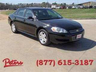 2014 Chevrolet Impala Limited LS Sedan for sale in Longview for $24,995 with 23,550 miles.