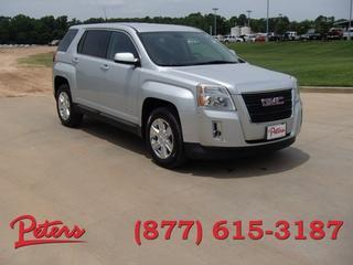 2011 GMC Terrain SUV for sale in Longview for $25,995 with 43,025 miles.