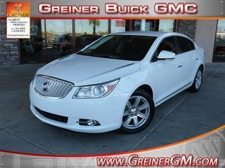 2011 Buick LaCrosse Sedan for sale in Victorville for $23,993 with 29,817 miles.
