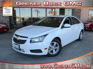2014 Chevrolet Cruze Sedan for sale in Victorville for $18,993 with 17,298 miles.