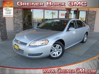 2012 Chevrolet Impala Sedan for sale in Victorville for $16,993 with 27,809 miles.