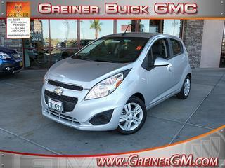 2014 Chevrolet Spark Hatchback for sale in Victorville for $14,993 with 20,420 miles.