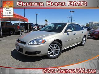 2012 Chevrolet Impala Sedan for sale in Victorville for $18,993 with 26,222 miles.