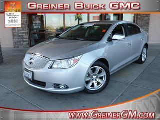 2012 Buick LaCrosse Sedan for sale in Victorville for $24,993 with 22,032 miles.